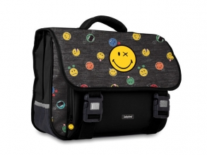 , Rugzak smiley wd crazy things 42cm