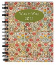 , Week by week weekagenda 2021