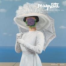 , Magritte maandkalender 2022
