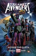 Rick  Remender Marvel 04 Uncanny Avengers