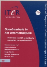 , Openbaarheid in het internettijdperk