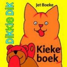 Jet Boeke , Kiekeboek