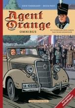 Erik  Varekamp, Mick  Peet Agent Orange Omnibus deel 1 en 2
