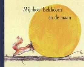 Sebastian  Meschenmoser Mijnheer Eekhoorn en de maan