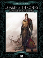 George R.R.  Martin Hagenridder 1 A Game of Thrones prequel