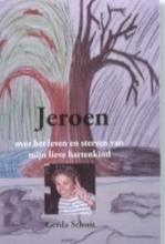 Gerda  Schuit Jeroen, over het leven en sterven van mijn lieve hartekind.