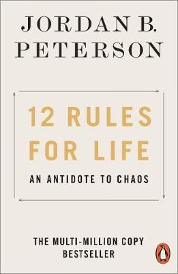 Peterson, Jordan B,12 Rules for Life