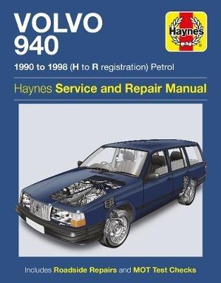 Haynes Publishing,Volvo 940