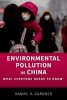 Gardner, Daniel K., Environmental Pollution in China