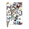 Christian LaCroix,   Galison, Christian Lacroix Heritage Collection Butterfly Parade A5 Layflat Notebook