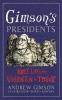 Andrew Gimson,   Martin Rowson,Gimson`s Presidents