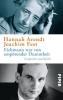 Arendt, Hannah, Eichmann war von empörender Dummheit