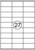 ,<b>Etiket Quantore 70x32mm 2700stuks</b>