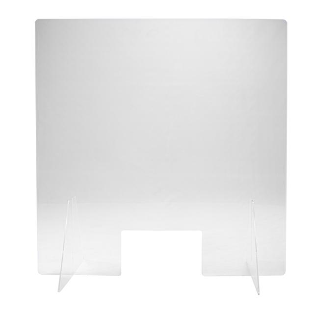 ,Baliescherm Quantore 75x80cm transparant