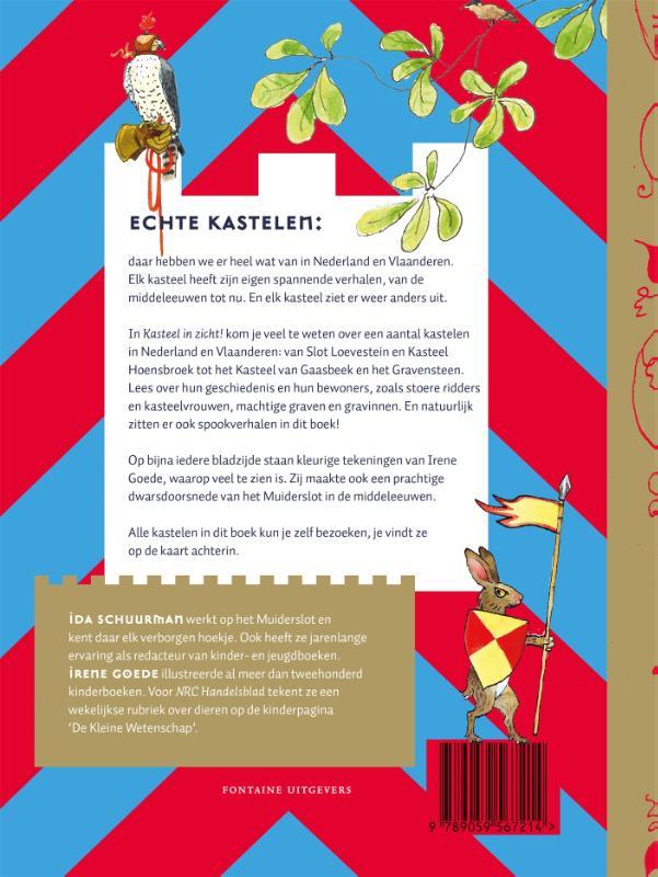 Ida Schuurman,Kasteel in zicht!