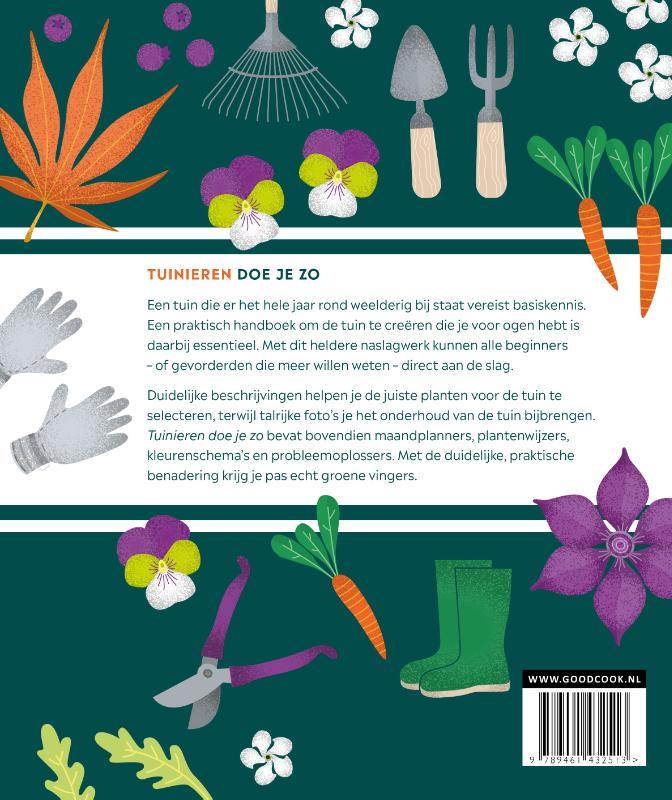 Royal Horticultural Society,Tuinieren doe je zo