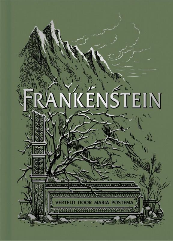 Mary Shelley, Maria Postema,Frankenstein