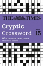 The Times Mind Games The Times Cryptic Crossword Book 15