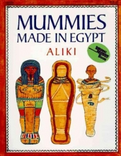 Aliki Mummies Made in Egypt