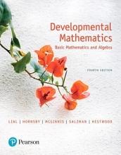 Terry McGinnis,   Stanley A. Salzman,   Diana L. Hestwood Developmental Mathematics