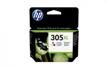 , Inktcartridge HP 3YM63AE 305XL 3 kleuren