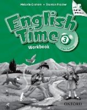English Time 3. 2nd edition. Workbook with Online Practice