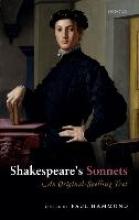 Paul Hammond Shakespeare`s Sonnets