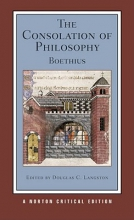 Boethius, Boethius The Consolation of Philosophy NCE