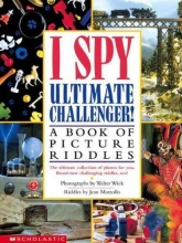 Wick, Walter,   Marzollo, Jean I Spy Ultimate Challenger