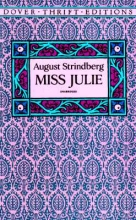 Strindberg, August Miss Julie