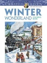 Goodridge, Teresa Creative Haven Winter Wonderland Coloring Book