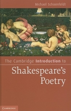 Schoenfeldt, Michael The Cambridge Introduction to Shakespeare`s Poetry