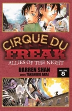 Shan, Darren Cirque Du Freak, Volume 8