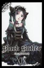 Toboso, Yana Black Butler, Volume 19