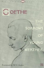 Goethe, Johann Wolfgang Von The Sorrows of Young Werther