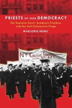 Heins, Marjorie Priests of Our Democracy