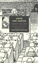 Walser, Robert Jakob Von Gunten