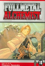 Arakawa, Hiromu Fullmetal Alchemist 10