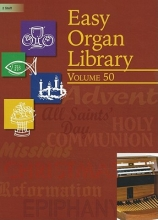 Easy Organ Library, Volume 50