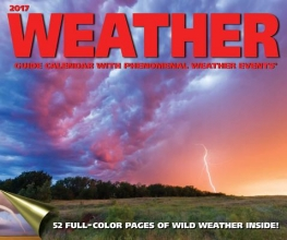 Accord Publishing Weather Guide 2017 Wall Calendar