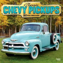 Browntrout Publishers, Inc Classic Chevy Pickups