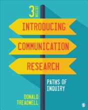 Donald F. Treadwell Introducing Communication Research