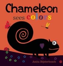 Bijsterbosch, Anita Chameleon Sees Colors
