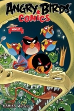Tobin, Paul Angry Birds Comics Volume 6