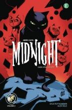 Puttkammer, Kyle Hero Cats: Midnight Over Stellar City Volume 2