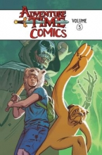 Clemente, Zachary Adventure Time Comics 3