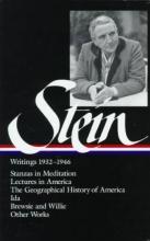 Stein, Gertrude Gertrude Stein