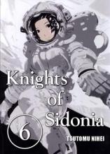 Nihei, Tsutomu Knights of Sidonia 6