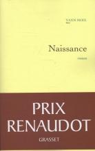 Moix, Yann Naissance