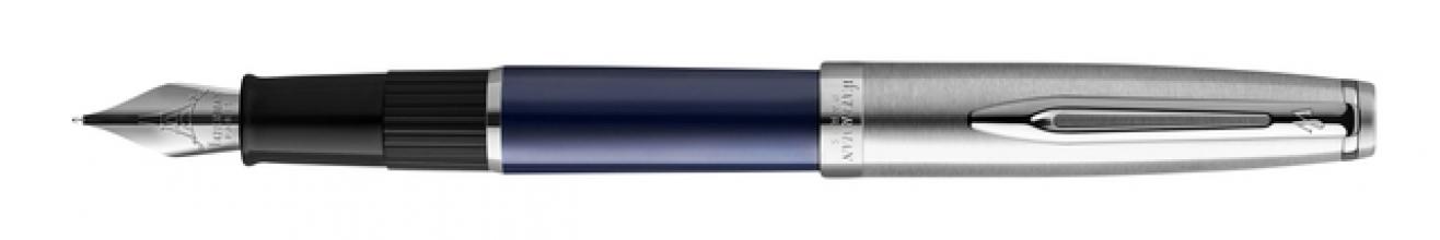 , Vulpen Waterman Emblème Blue Chrome Trim M